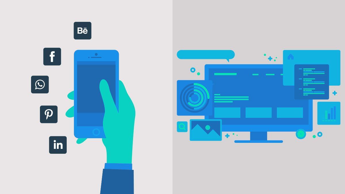 Hul Hub App vs Web